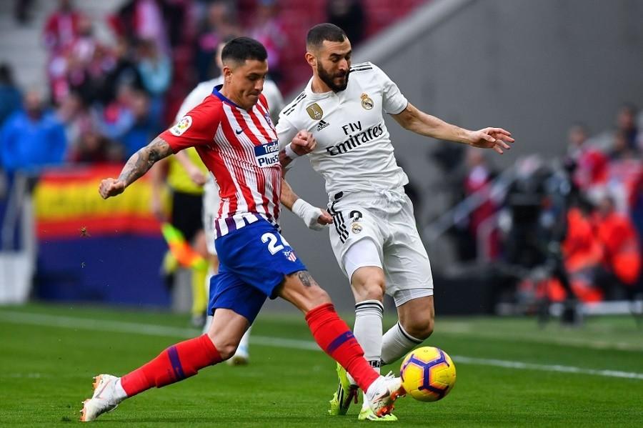 نتيجة مباراة ريال مدريد واتلتيكو مدريد بتاريخ 28-09-2019 الدوري الاسباني