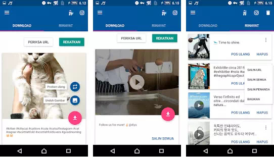 aplikasi download video IGTV terbaik Android-1