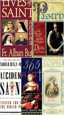Find Saints galore on Amazon: