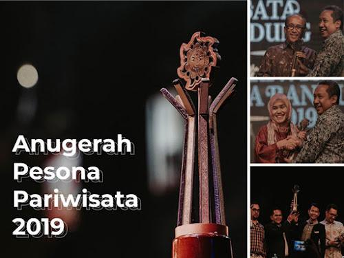 Anugerah Pesona Pariwisata 2019 Kota Bandung