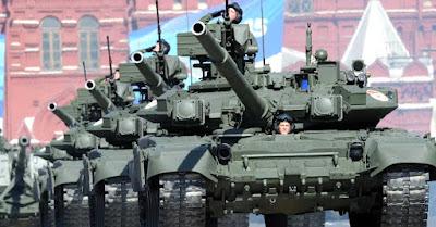 когда День танкиста в России в 2020 году