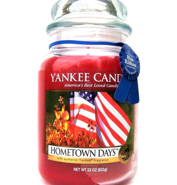 New Yankee Candle ~ Linden Tree ~ 1 Single Votive ~ Nice Rare European Release