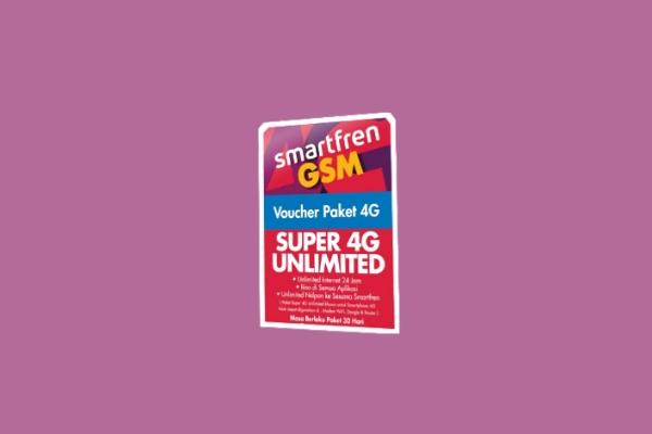 Cara Paket Smartfren Unlimited 20RB Lewat SMS