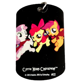 My Little Pony Cutie Mark Crusaders Series 1 Dog Tag