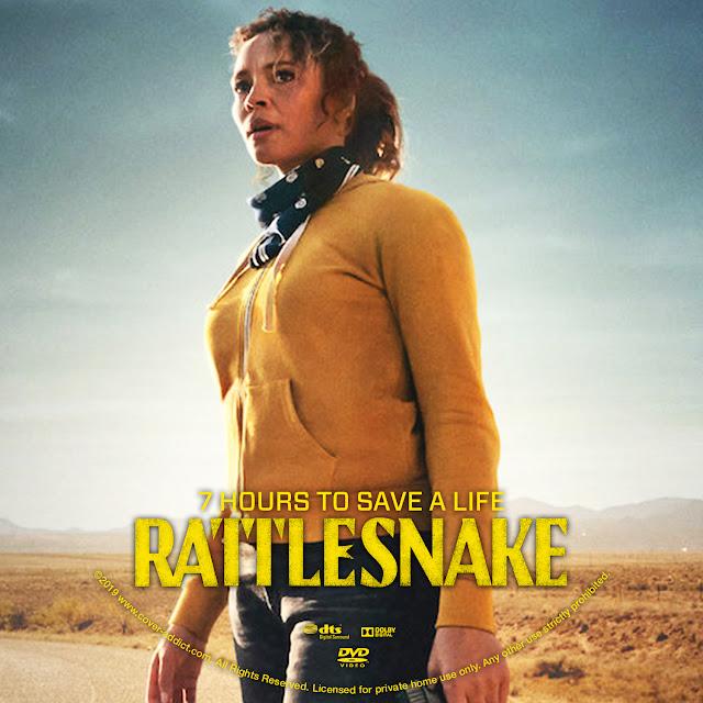 Rattlesnake DVD Cover