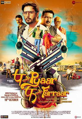 Sinopsis Film P Se Pyaar F Se Faraar ( India 2019) Review dan Cast, Trailer Movie