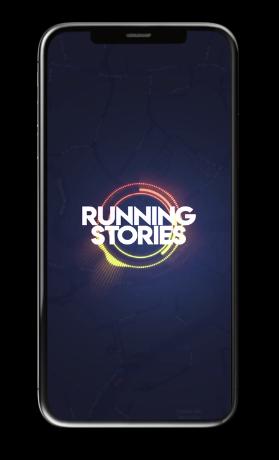 Running-stories-app