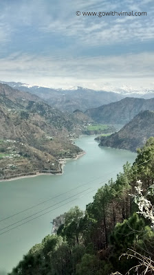 Chamera Lake, Himachal Pradesh