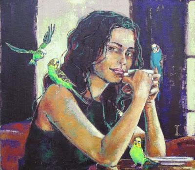 Женский портрет в Волгограде