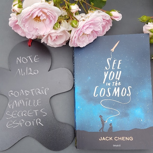 See you in the cosmos de Jack Cheng
