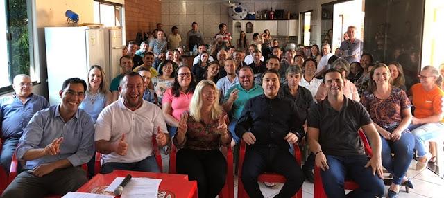 Ex-prefeita de Nova Tebas lança pré-candidatura à prefeitura de Cândido de Abreu
