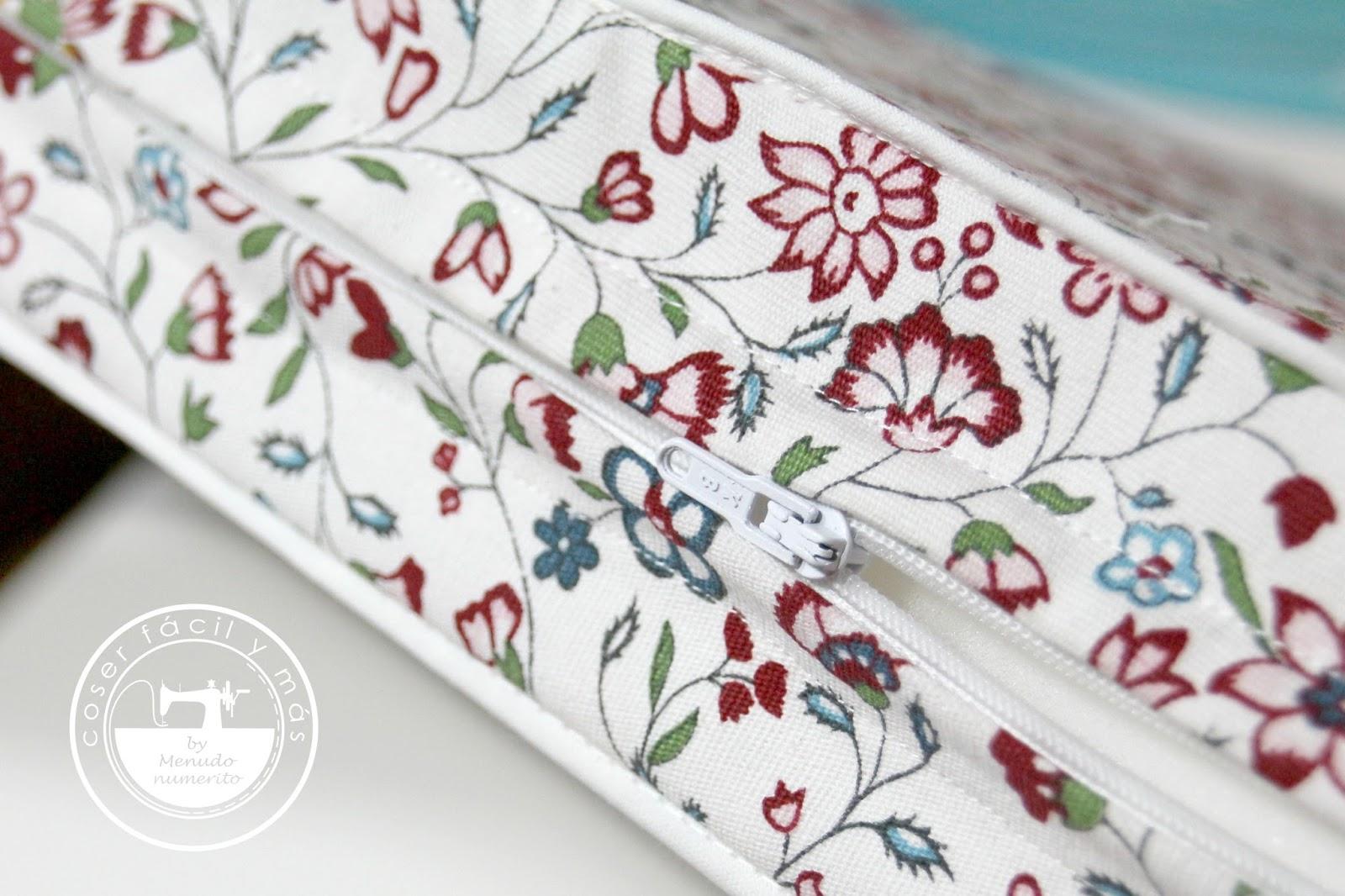 Cómo coser una cremallera con solapas o tapetas - El blog de Coser ...
