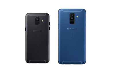 Samsung Galaxy A6 vs Samsung Galaxy A6+