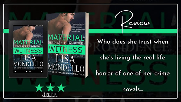 Material Witness by Lisa Mondello