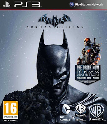 Batman origin PS3