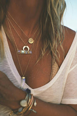 bijoux fantaisie de marque collier