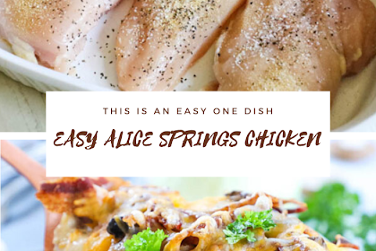 ★★★★★ 2412 Easy Alicé Springs Chickén