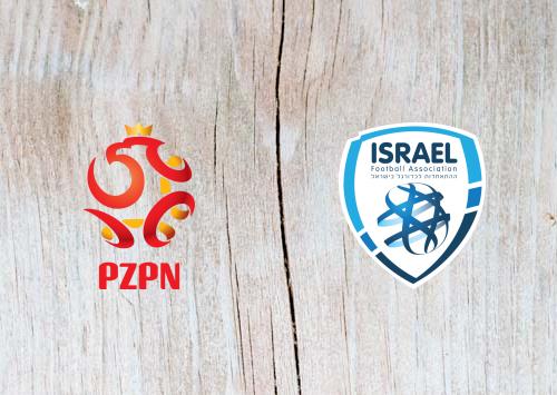 Poland vs Israel -Highlights 10 June 2019