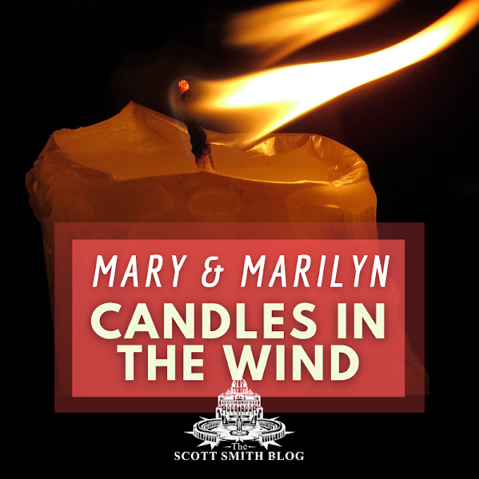 "Mary and Marilyn Monroe: ""Candles in the Wind"""
