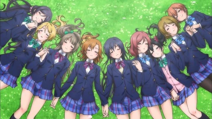 Love Live! School Idol Project (Episode 01 - 13) Batch Subtitle Indonesia