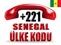 +221 Senegal ülke telefon kodu