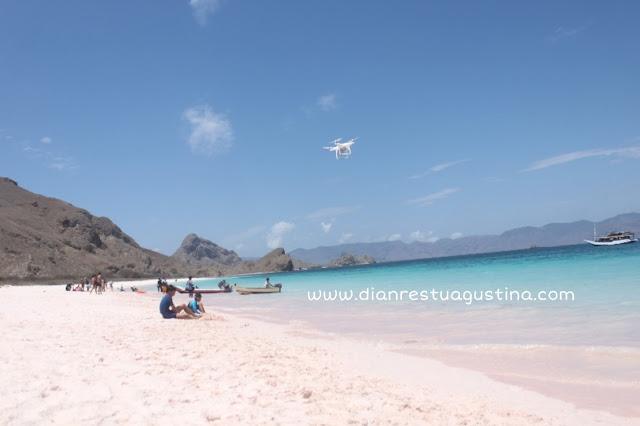 Pantai Pink Beach