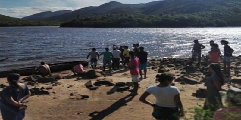 TRISTEZA: Jovens que sumiram após canoa virar em barragem são encontrados mortos