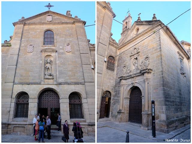 Convento de los Padres Carmelitas y Oratorio de San Juan de la Cruz