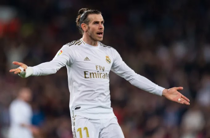 Bale Agent to Zidane: you are ungrateful