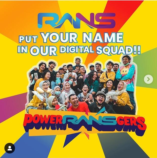 RANS Entertainment Buka Lowongan Kerja bagi Lulusan SMA hingga S1