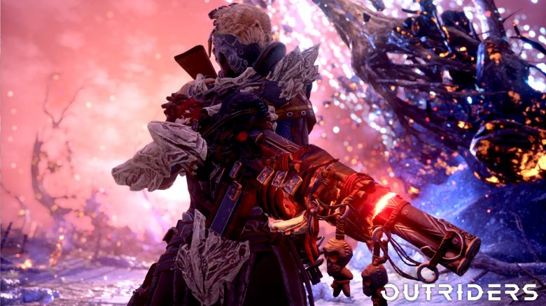 Here are all 46 legendary weapons from Outriders with their mods