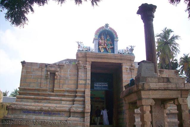 Mohanur Sivan Temple - Achala Deepeswarar Temple