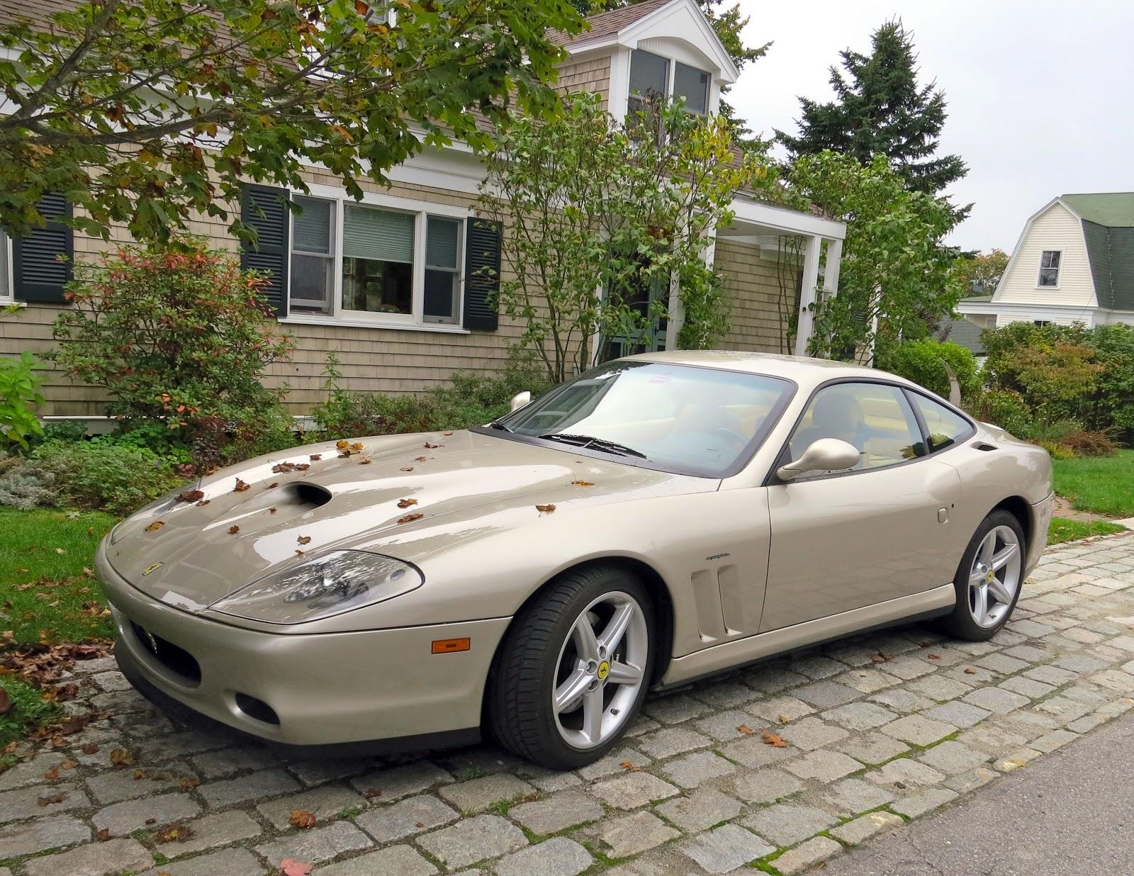 A Proper Bostonian: Maine Car Candy: Ferrari 575M Maranello