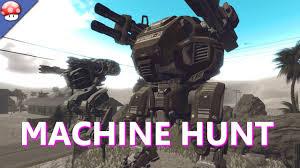 Download Machine Hunt Game