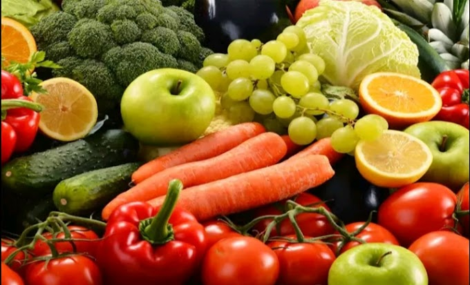 People who do not eat fruit and vegetables are more at risk of death than normal people.