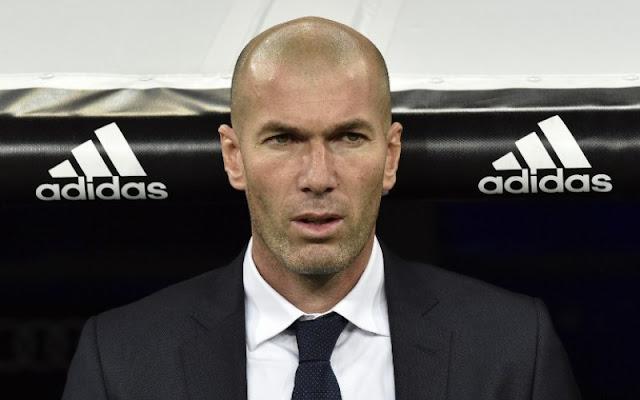 Zidane Khawatir Badai Cedera Yang Terjadi Saat ICC 2019