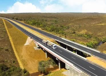 84% da BR 050 em Goiás já foi duplicada