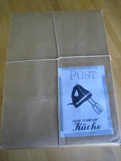 Post aus meiner Küche