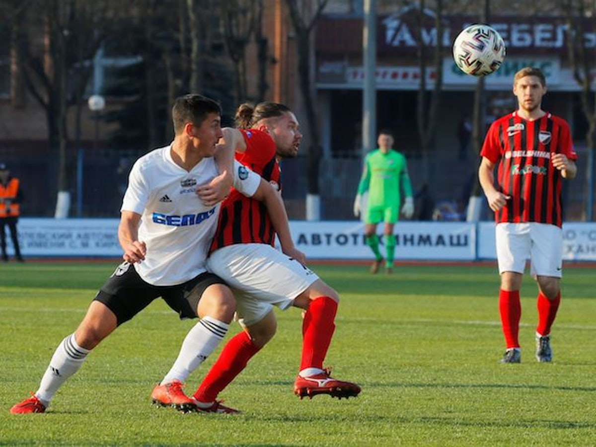 FK Vigvam Smolevichy vs FC Belshina Bobruisk 20h30 ngày 1/8 www.nhandinhbongdaso.net