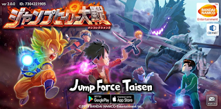 Download Jump Force Mobile Taisen Apk (JP) android And Ios
