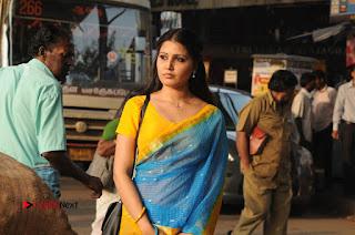 Sandra Amy Stills in Sivappu Enakku Pidikkum Tamil Movie