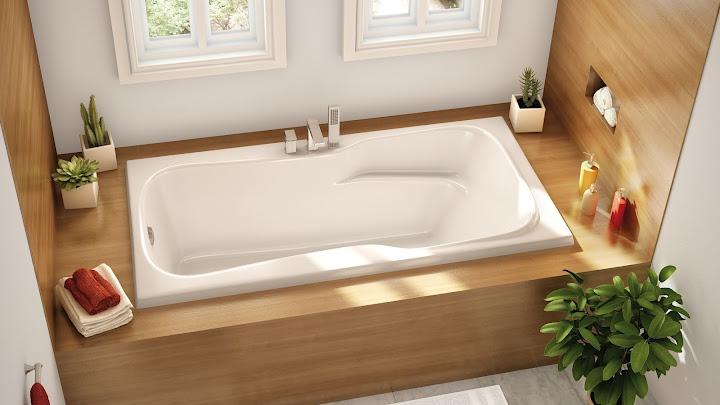 Bañeras tradicionales