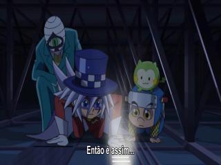 Kaitou Joker – Episódio 46
