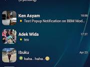 BBM Mod Windows Phone Transparan V2.13.1.14 Apk