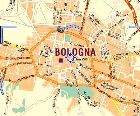 Bologna Cartina Geografica.Canada Mappa Di Bologna Immagini
