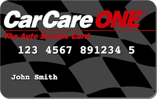 CarCareONE Accepted Here