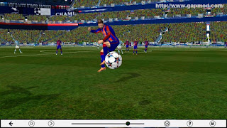 First Touch Soccer FTS16 Mod by David Apk + Data