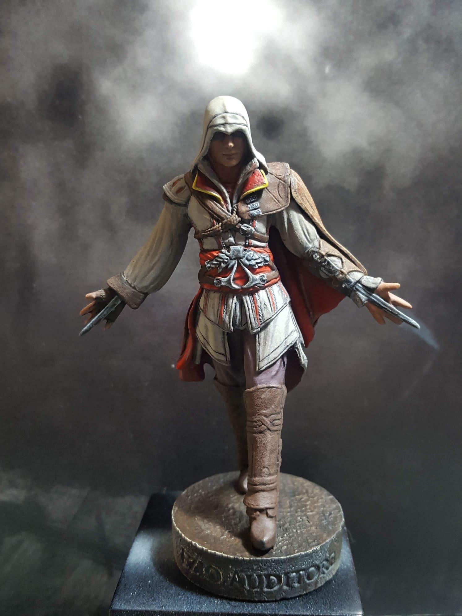 🖌️ Figura Ezio - WIP - Masuso 🖌️
