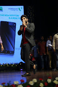 Allu Arjun at Oka Manasu Audio launch-thumbnail-13