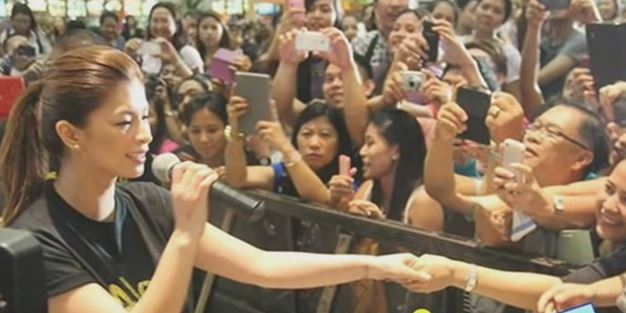 This Video Sums Up Who Angel Locsin Is In Real Life